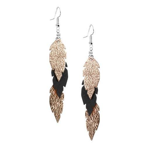 Viaminnet Petite Feathers feathers korvakorut - Lifestyle